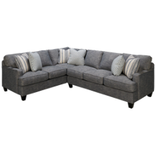 Craftmaster Design Series 2 Piece Sectional