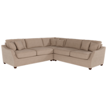 Magnolia Home Maison 3 Piece Sectional