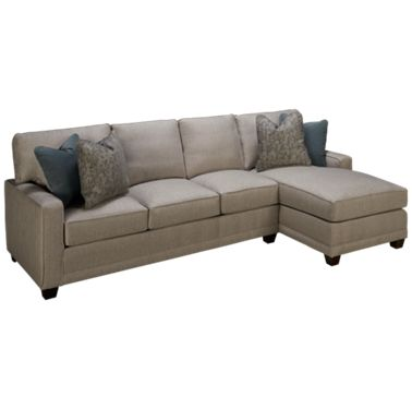 Rowe My Style 2 Piece Sectional, Rowe Furniture My Style Reviews