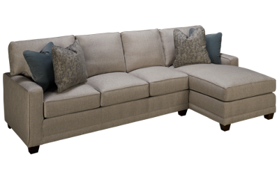 Rowe My Style 2 Piece Sectional
