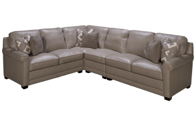 Simon Li Stampede 4 Piece Sectional