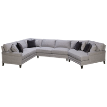 Rowe My Style II 3 Piece Sectional