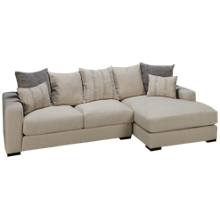 Jonathan Louis Lombardy 2 Piece Sectional
