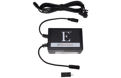Enouvation E2 Battery Pack, Adapter and Extender Cable