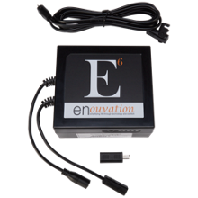 Enouvation E6 Battery Pack, Adapter and Extender Cable