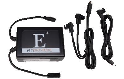 Enouvation E4 Power Pack, Y Splitter & Extender