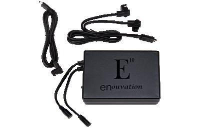 Enouvation E10 Battery Pack & Y Splitter