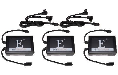 Enouvation Two E4 Battery Packs, E2 Battery Pack