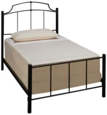 Hillsdale Furniture Sheffield Twin Metal Bed