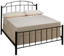 Hillsdale Furniture Sheffield Full Metal Bed