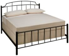 Hillsdale Furniture Sheffield Queen Metal Bed