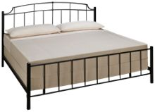 Hillsdale Furniture Sheffield King Metal Bed