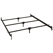 Glideaway Converter Hook-In Rail with Support