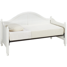 Hillsdale Furniture Augusta Daybed - White