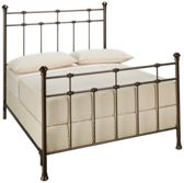Fashion Bed Dexter Full Metal Bed