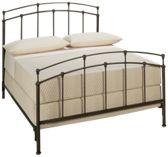 Fashion Bed Fenton Full Bed Black Walnut