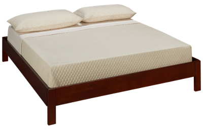 Fashion Bed Murray Full Platform Bed - Mahogany
