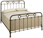 Fashion Bed Madera Queen Metal Bed