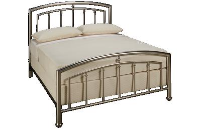 Hillsdale Furniture Claudia Queen Bed