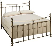 Fashion Bed Leighton Queen Metal Bed