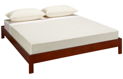 Fashion Bed Murray Queen Platform Bed - Mahogany