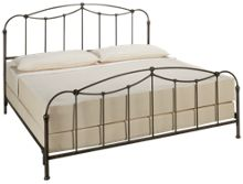 Fashion Bed Affinity King Metal Bed