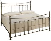 Fashion Bed Leighton King Metal Bed
