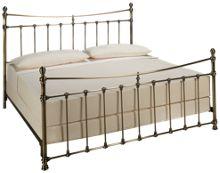 Fashion Bed Leighton King Metal Bed