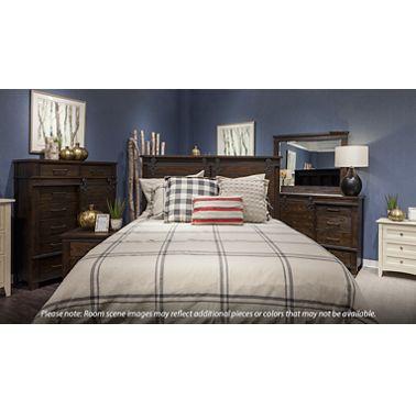 Folio 21 Furniture Newtown Queen Bed, Macys Tribeca Grey Queen Bed