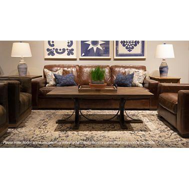 Soft Line Pista Leather Sofa, Soft Line Leather Sofa