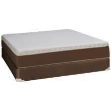 Jordan's Mattress Factory® Crazy Quilt Memory Foam Mattress