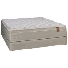 Jordan's Mattress Factory® Crazy Quilt Euro Top Mattress