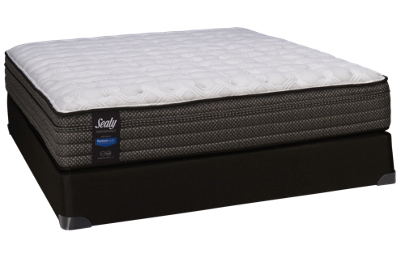 Sealy® Saratoga Cushion Firm Euro Top Mattress