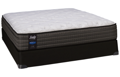 Sealy® Saratoga Plush Euro Top Mattress