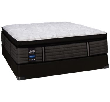 227aac6d734 Sealy® Fenway Park Cushion Firm Euro Pillow Top Mattress - Jordan s ...