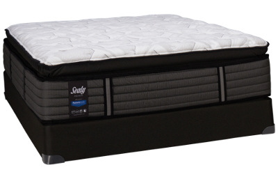Sealy® Fenway Park Plush Euro Pillow Top Mattress