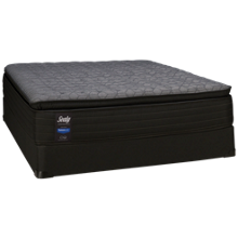 Sealy® Ballards Beach Cushion Firm Euro Pillow Top Mattress