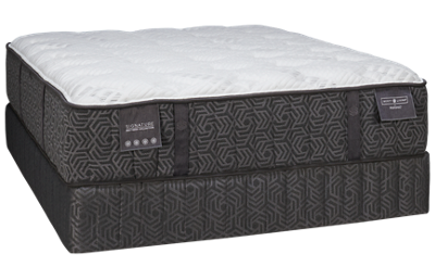 Scott Living by Restonic® Signature Latex Plush Mattress
