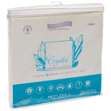 Protect-A-Bed Crystal Pillow Protector