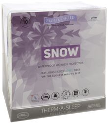 Protect-A-Bed Therm-A-Sleep Snow Mattress Protector