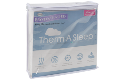 Protect-A-Bed Therm-A-Sleep Mattress Protector