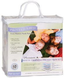 Protect-A-Bed Potty Training Protection Kit