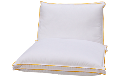 PureCare® Rise and Shine Adjustable Memory Foam and Latex Youth Pillow