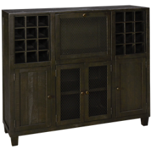 Martin Furniture Cooperstown Wine Cabinet