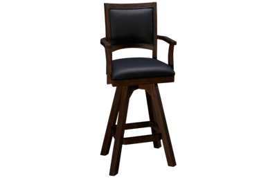 East Coast Innovators Guinness Swivel Armchair Bar Stool