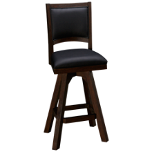 East Coast Innovators Guinness Armless Swivel Bar Stool