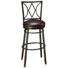 American Heritage Billiards Brandon Dual Height Bar Stool