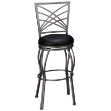American Heritage Billiards Sophia Dual Height Bar Stool