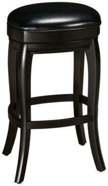 American Heritage Billiards Madrid Swivel Bar Stool