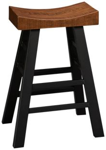 "American Heritage Billiards Cheyenne 26"" Bar Stool"